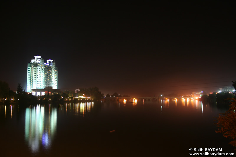 Hilton Hotel Photo Gallery (Night) (Adana)