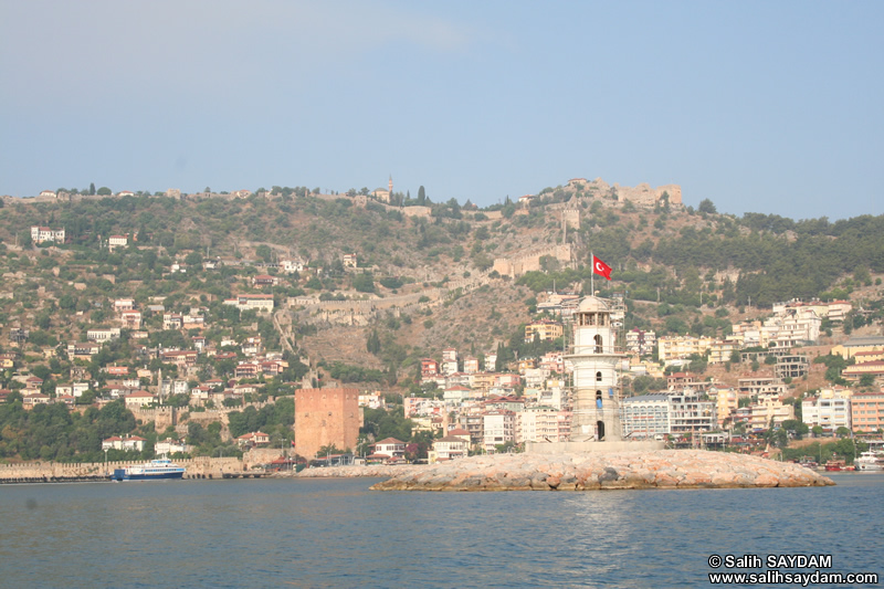 Alanya Photo Gallery 2 (From Boat) (Antalya)