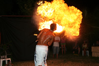 Fire Dancing Photo Gallery 1 (Antalya, Alanya)