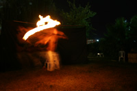 Fire Dancing Photo Gallery 2 (Antalya, Alanya)