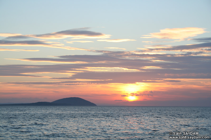 Marmara Island Photo Gallery 3 (Sunset) (Erdek, Balıkesir)