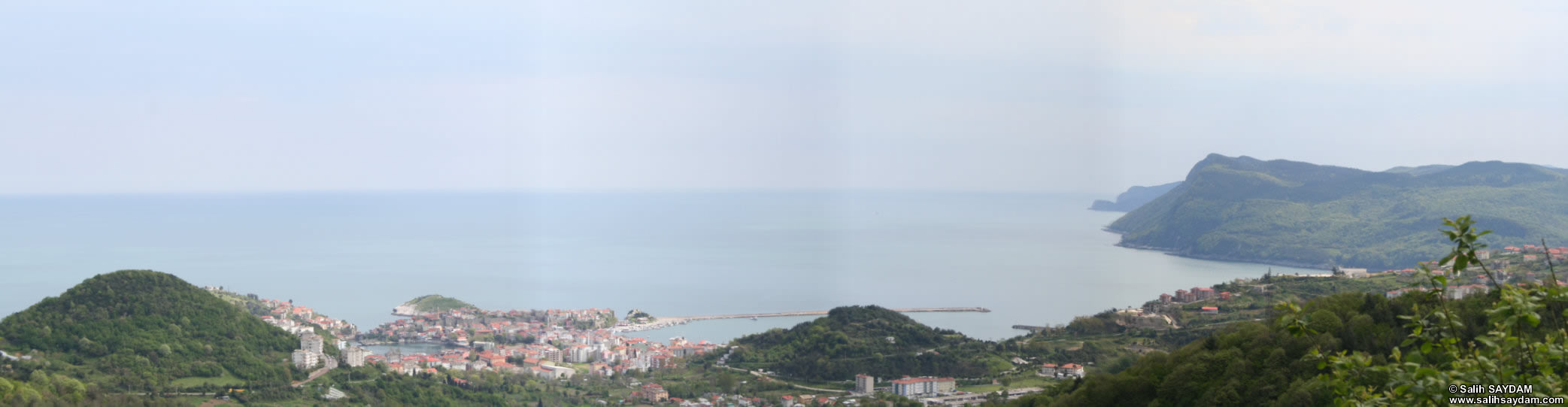 Panorama of Amasra 4 (Bartin)