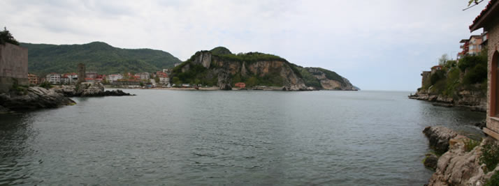 Panorama of Little Harbour 2 (Bartin, Amasra)