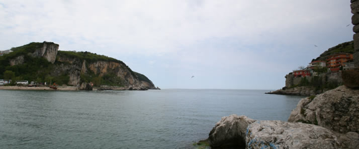 Panorama of Little Harbour 6 (Bartin, Amasra)