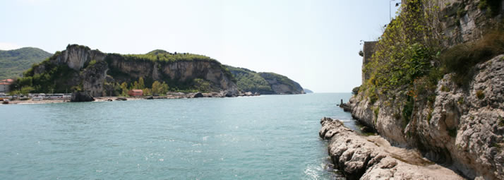 Panorama of Little Harbour 10 (Bartin, Amasra)