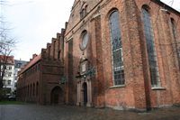 Church of the Holy Ghost Photo Gallery 1 (Outside) (Copenhagen, Denmark)
