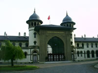 Trakya Univercity Rectorship (Old Railway Station) Photo Gallery (Edirne, Karaagac)