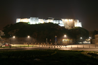 Castle of Gaziantep Photo Gallery (At Night) (Gaziantep)