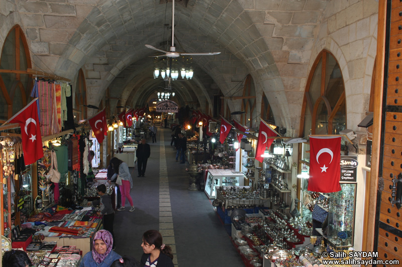 Old Grand Bazaar (Zincirli Bedesten) Photo Gallery (Gaziantep)