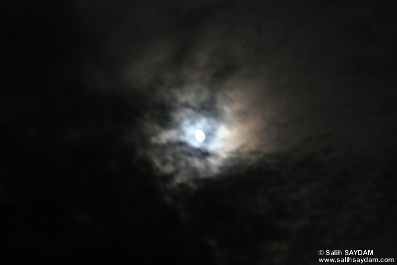 Fullmoon Photo Gallery 6 (Behind of the Clouds) (Ankara)