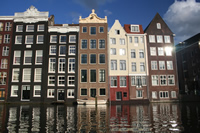 Amsterdam Houses Photo Gallery 1 (Amsterdam, Netherlands (Holland))