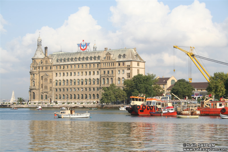 Haydarpasa Train Station Photo Gallery 1 (Istanbul)