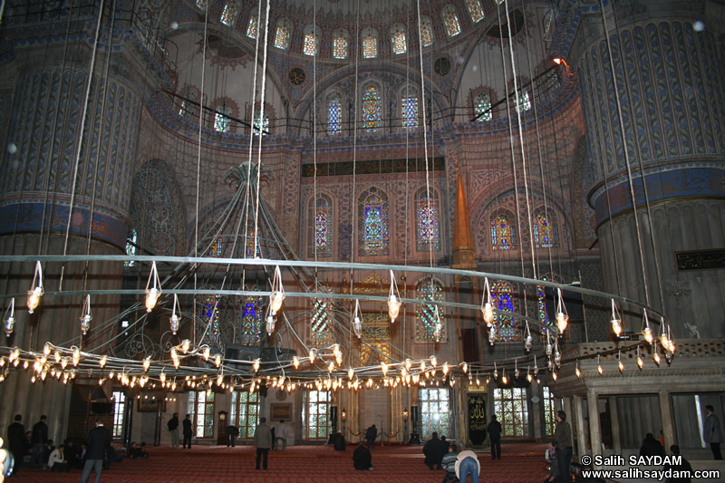Blue Mosque (Sultan Ahmet Mosque) Photo Gallery 2 (Istanbul)