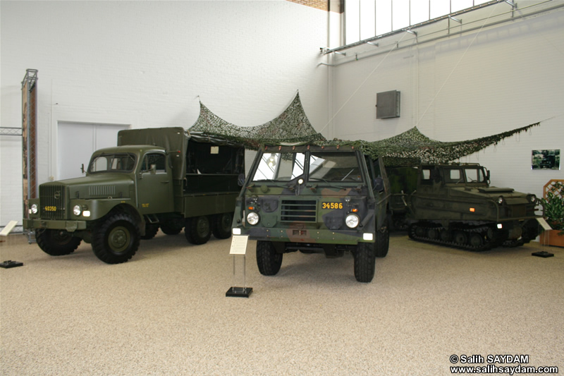 Museum of Volvo Photo Gallery 5 (Military Vehicles) (Gothenburg, Sweden)