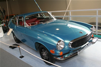 Museum of Volvo Photo Gallery 9 (Concept Cars) (Gothenburg, Sweden)