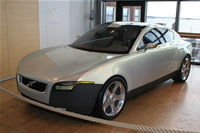 Museum of Volvo Photo Gallery 10 (Concept Cars) (Gothenburg, Sweden)