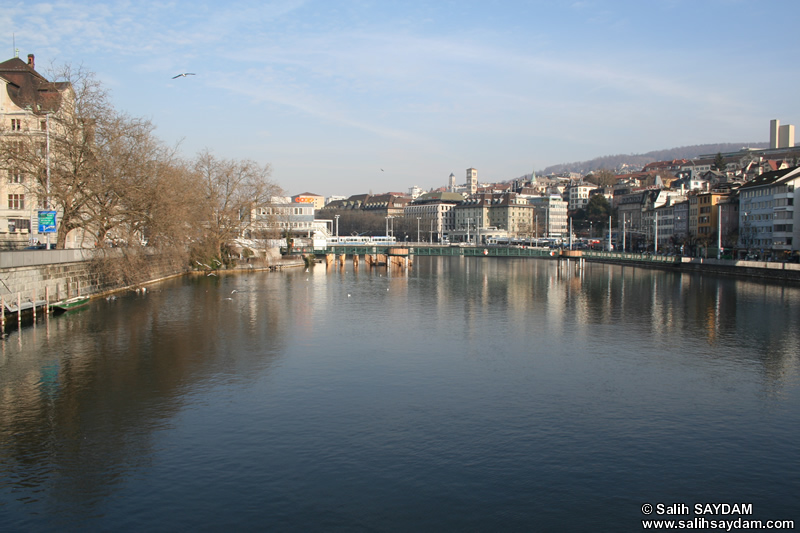 Zurich Photo Gallery 9 (Limmat River) (Switzerland)