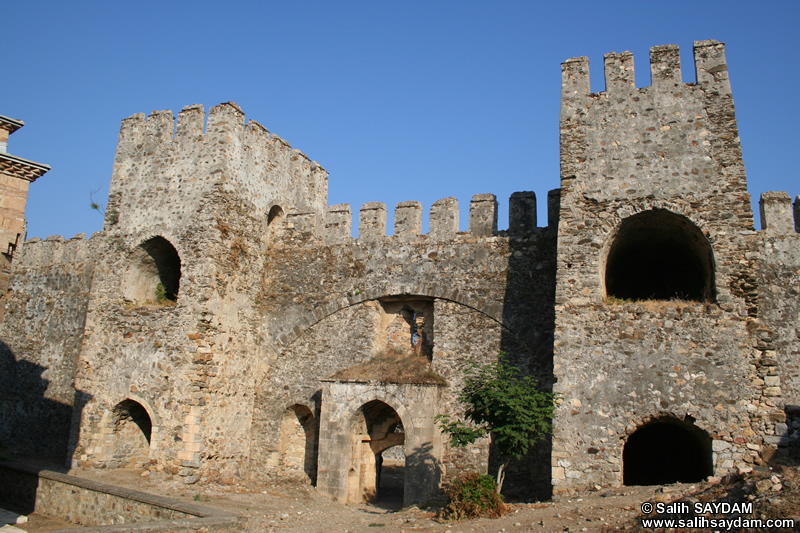 Anamur Castle (Mamure Castle) Photo Gallery 12 (Mersin, Anamur)