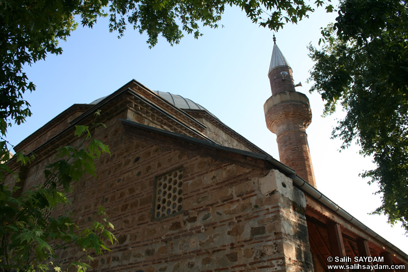 Anamur Castle (Mamure Castle) Photo Gallery 15 (The Mosque of Mamure Castle) (Mersin, Anamur)