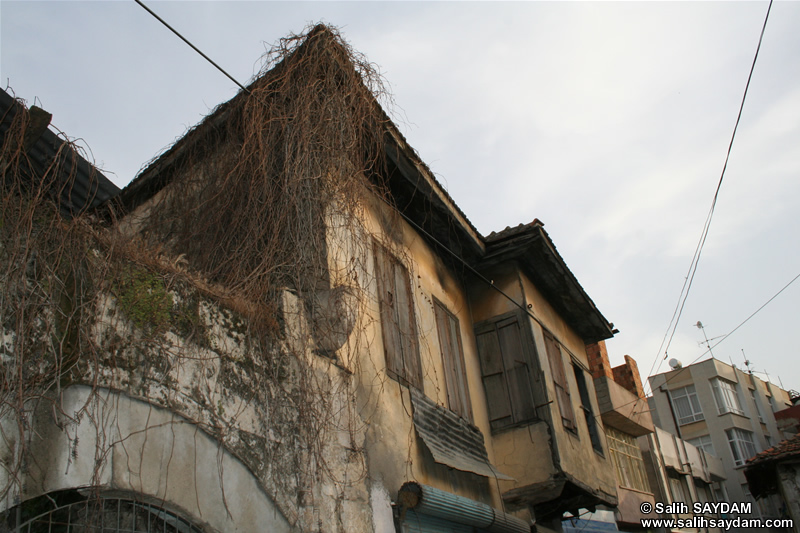 Old Tarsus Houses Photo Gallery 2 (Mersin, Tarsus)
