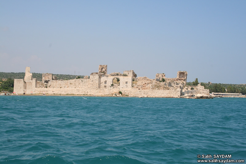 Maiden's Castle (Korykos, Kizkalesi) Photo Gallery 12 (Outer Castle) (Mersin, Erdemli, Maiden's Castle)