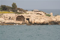 Maiden's Castle (Korykos, Kizkalesi) Photo Gallery 6 (Sightings from Outer Castle) (Mersin, Erdemli, Kizkalesi)