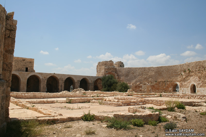 Maiden's Castle (Korykos, Kizkalesi) Photo Gallery 17 (Interior Castle) (Mersin, Erdemli, Maiden's Castle)