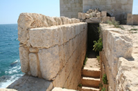 Maiden's Castle (Korykos, Kizkalesi) Photo Gallery 22 (Interior Castle) (Mersin, Erdemli, Maiden's Castle)
