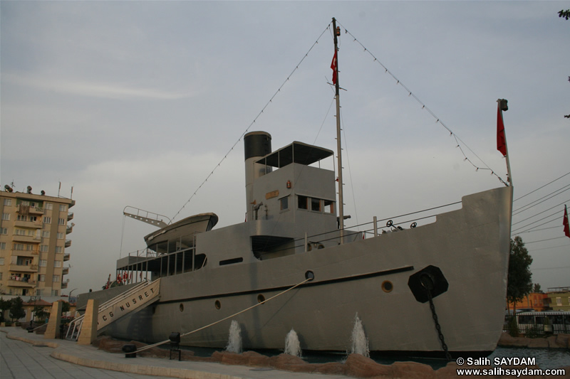 Nusret Mine Ship Museum and Canakkale Victory Culture Park Photo Gallery (Mersin, Tarsus)