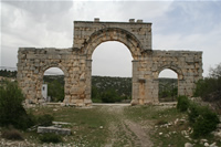 Diocaesarea (Uzuncaburc) Photo Gallery 1 (Monumental Entrance) (Mersin, Silifke)