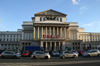 Grand Theatre - National Opera (Teatr Wielki-Opera Narodowa) Photo Gallery (Warsaw, Poland)
