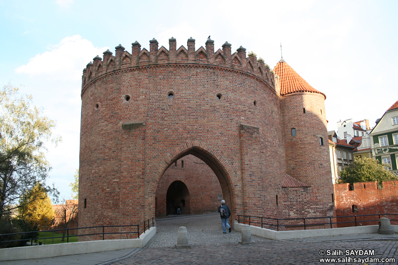 Old Town Photo Gallery 2 (City Walls) (Warsaw, Poland)