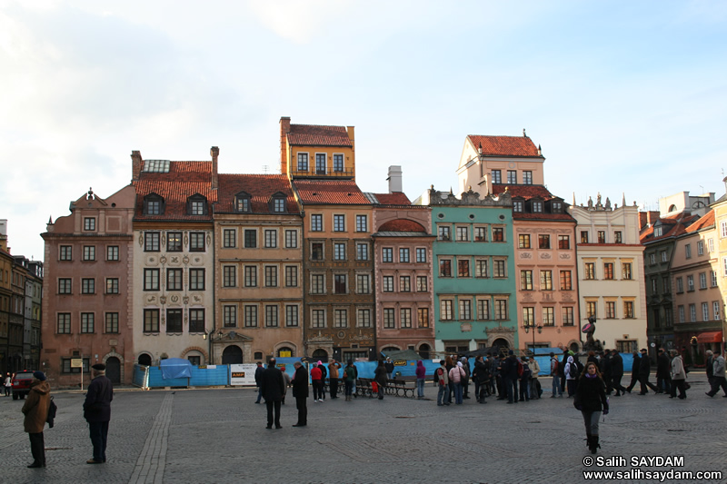 Old Town Photo Gallery 3 (Old Town Market Place) (Warsaw, Poland)