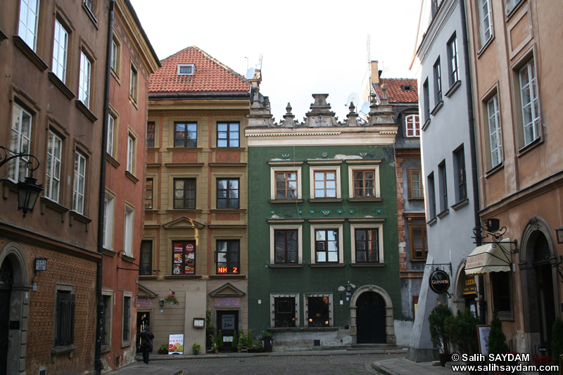 Old Town Photo Gallery 10 (Warsaw, Poland)