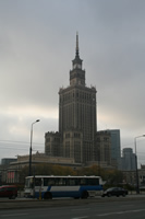 Palace of Culture and Science (Palac Kultury i Nauki, PKiN) Photo Gallery 1 (Warsaw, Poland)