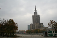 Palace of Culture and Science (Palac Kultury i Nauki, PKiN) Photo Gallery 2 (Warsaw, Poland)