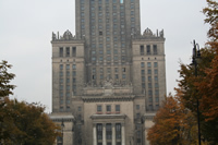 Palace of Culture and Science (Palac Kultury i Nauki, PKiN) Photo Gallery 3 (Warsaw, Poland)