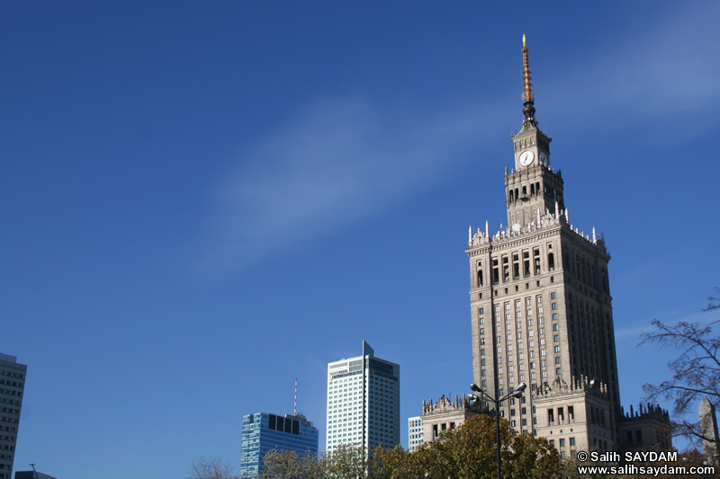 Palace of Culture and Science (Palac Kultury i Nauki, PKiN) Photo Gallery 5 (Warsaw, Poland)