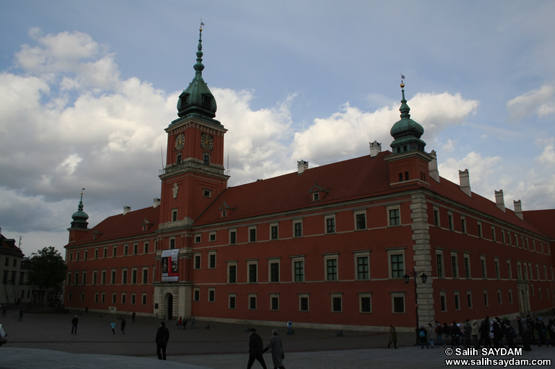 Royal Castle Photo Gallery (Old Town, Warsaw, Poland)