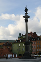 Sigismunds Column Photo Gallery (Old Town, Warsaw, Poland)