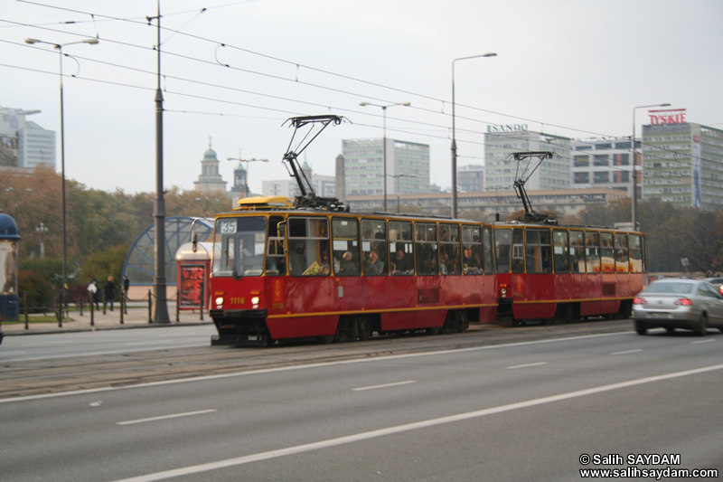 Tram's of Warsaw Photo Gallery (Warsaw, Poland)