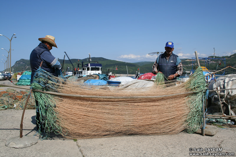 Bartin Portrait Photo Gallery 1 (Fishermen in Amasra)