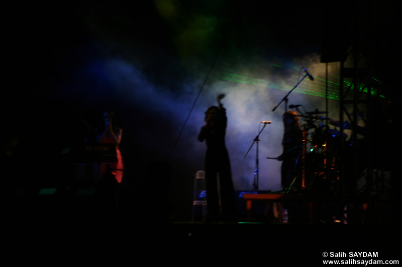 Sertab Erener's Republic Festal Concert Photo Gallery (Izmir)