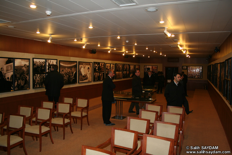 Bandirma Ship-Museum Photo Gallery 6 (Lower Deck) (Samsun)