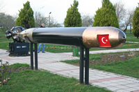 Open Air Museum of National Struggle Photo Gallery 3 (Moored Naval Mine, Submarine Torpedo) (Samsun)