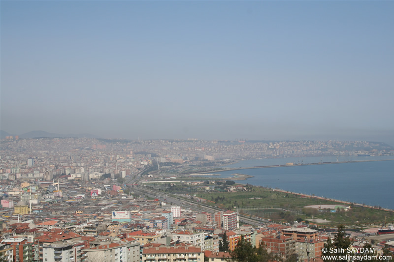 Samsun Sightings From Toptepe Photo Gallery (Samsun)