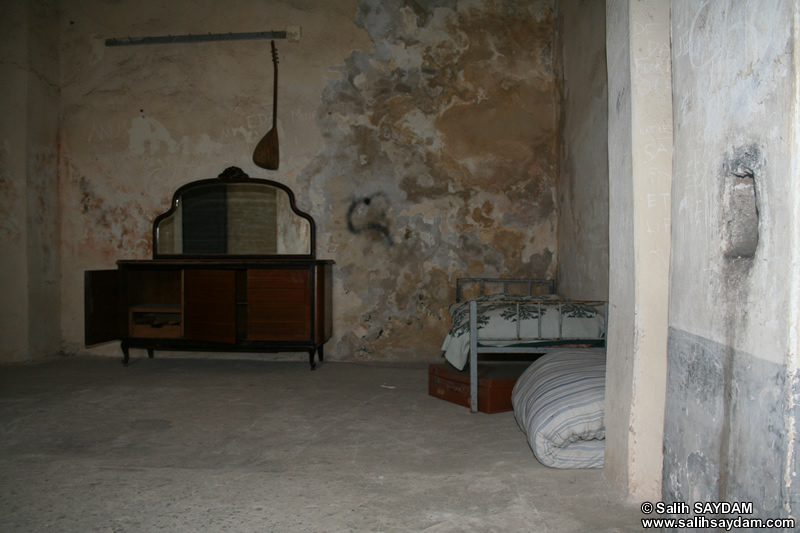Sinop Fortress Prison Photo Gallery 11 (Sabahattin Ali Ward) (Sinop)