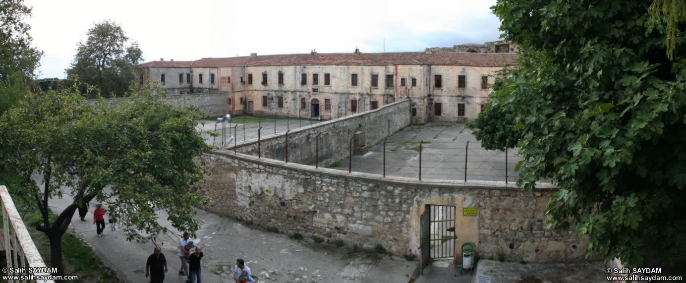 Panorama of Sinop Fortress Prison 1 (Sinop)