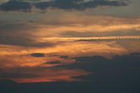 Sunset at Highway Photo Gallery 2