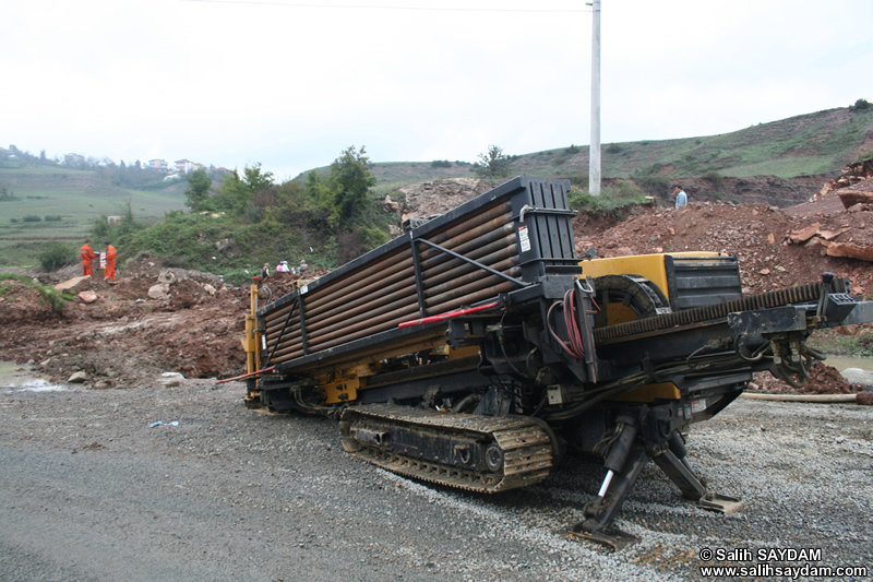 Horizontal Drilling Work Photo Gallery 1 (Eregli, Zonguldak)